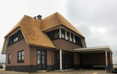 Laat ene huis bouwen